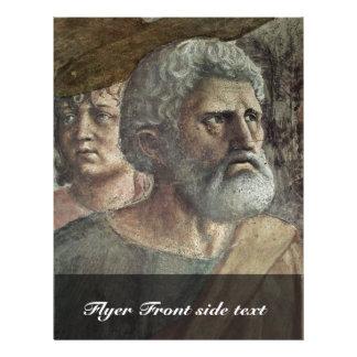 O dinheiro do tributo por Masaccio a melhor quali Panfletos Coloridos