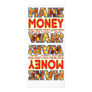 O dinheiro faz X 10.16 X 22.86cm Panfleto