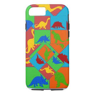 O dinossauro brinca capas de iphone