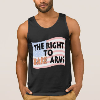 O direito de descobrir a camisa dos braços regata
