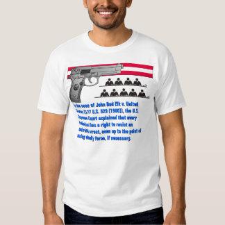O direito de revogar tshirts