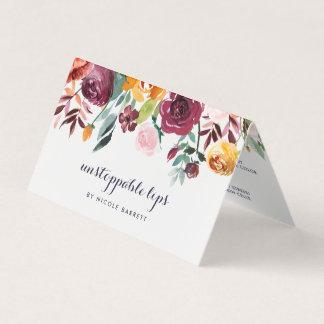 O distribuidor rústico do produto do bordo da flor