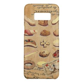 O doce trata a pastelaria francesa de capa Case-Mate samsung galaxy s8