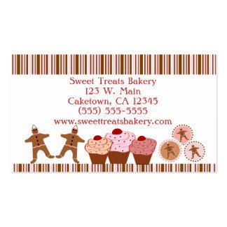 O doce trata o cartão de visita da padaria