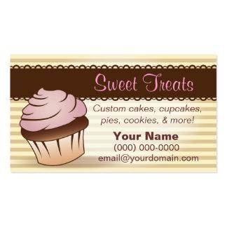 O doce trata o cartão de visita da padaria da sobr