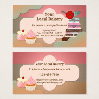 O doce trata o cartão de visita da padaria dos