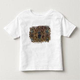 O d'Oro de Pala, detalhe de cristo na majestade Camiseta