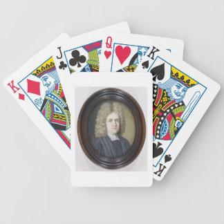 O Dr. reverendo Harris (w/c e gouache sobre o grap Jogos De Cartas