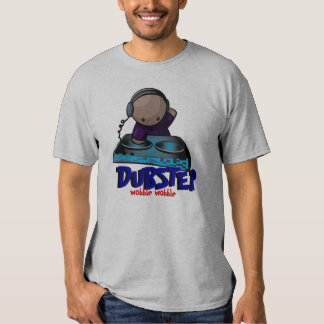 O Dubstep DJ T-shirt