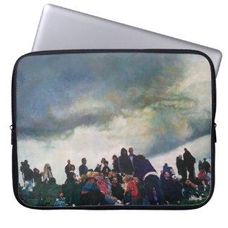 """""""O eclipse"""" 15"""" a bolsa de laptop do neopreno Capa Para Laptop"""