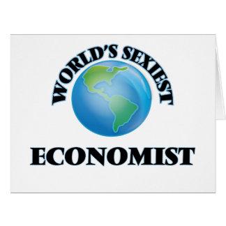 """O economista o mais """"sexy"""" do mundo cartoes"""