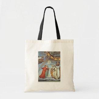 O Empyrean e as figuras dos oito céus Bolsas Para Compras