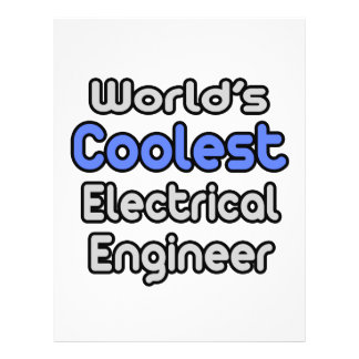 O engenheiro electrotécnico o mais fresco do mundo modelos de panfleto