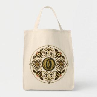 O ensaca grande visto do estilo melhor clássico co bolsas para compras