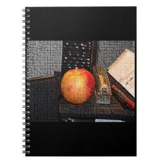 O escritório Apple cimenta Cadernos Espiral