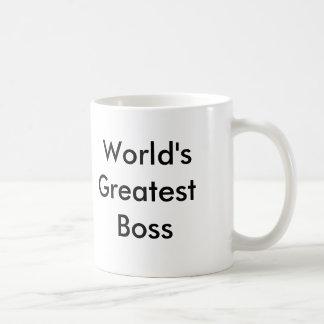 O escritório (o grande chefe) caneca