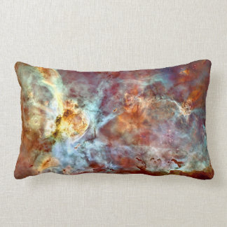 O espaço amortece o abstrato colorido almofada lombar