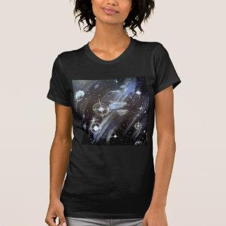 O espaço camiseta