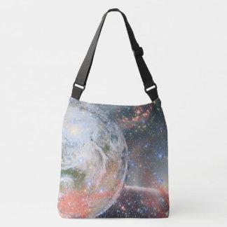 O espaço ensaca a terra do planeta bolsa ajustável