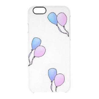 O espaço livre Balloons a capa de telefone
