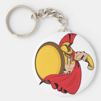 O espartano chaveiros