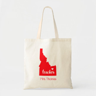 O estado de Idaho personalizou o bolsa do