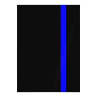 O estilo fino simbólico do vertical de Blue Line