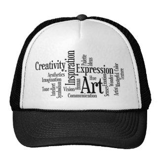 O estudante de arte criativo do artista do process bone