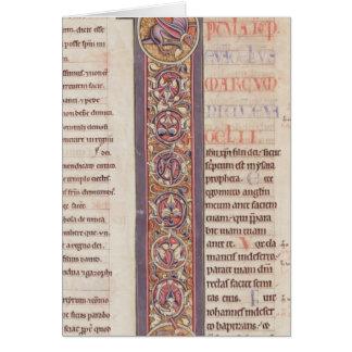 O evangelho de St Mark Cartões