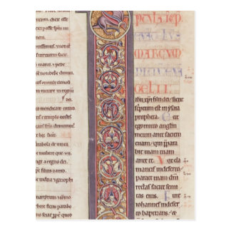 O evangelho de St Mark Cartao Postal