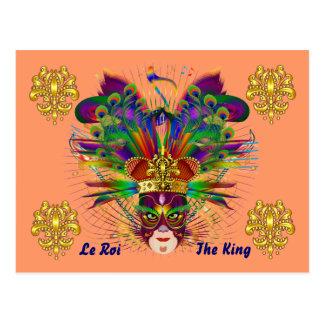 O evento do carnaval do carnaval vê por favor cartões postais