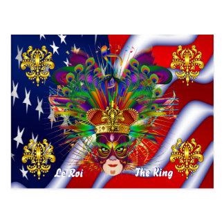 O evento do carnaval do carnaval vê por favor cartao postal