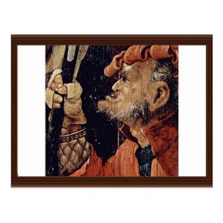 O exemplo do cristo sob o detalhe transversal por  cartoes postais