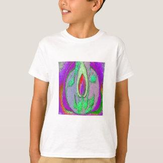 ó EYE A ARTE ESPIRITUAL iluminada 6o SENTIDO Camiseta