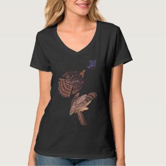 O falcão do Stanley de Audubon ou o falcão do Camiseta