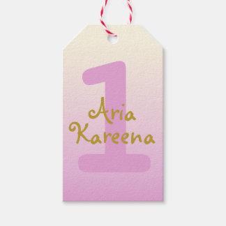 O favor do aniversário de Kareena da ária etiqueta