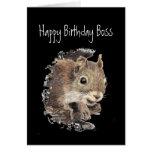 O feliz aniversario, de tudo nós assorted os louco cartão
