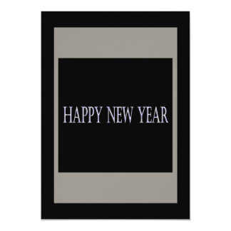 o feliz ano novo convites personalizados
