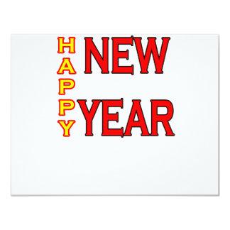 O feliz ano novo o MUSEU Convite