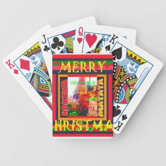 O Feliz Natal o mundo em torno de mim está feliz Baraloho De Pôquer