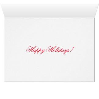 O feriado Ornaments o cartão