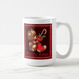 O feriado remenda a caneca do Natal