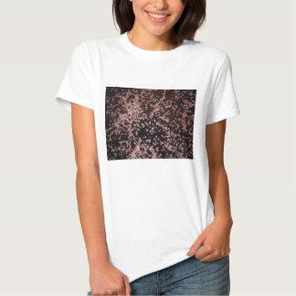 o fermento 3D microscópico molhou a montagem Camiseta