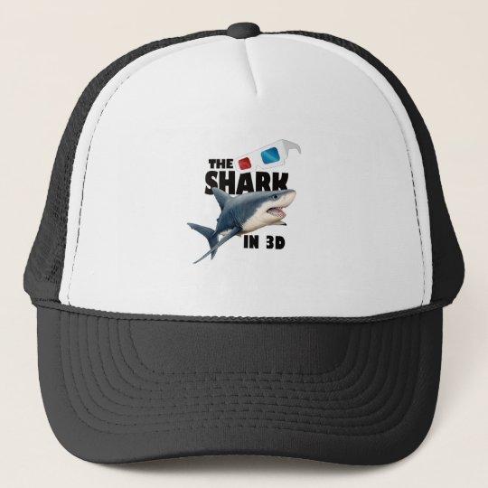 O filme do tubarão boné