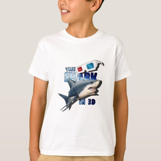 O filme do tubarão camiseta