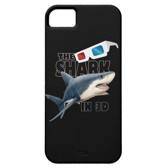 O filme do tubarão capa barely there para iPhone 5