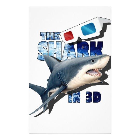 O filme do tubarão papelaria