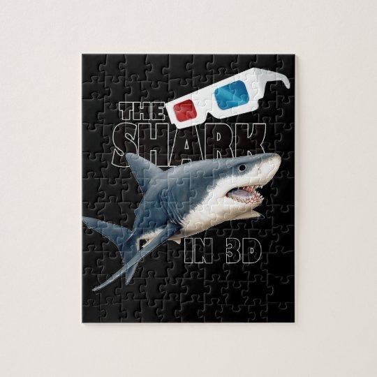 O filme do tubarão quebra-cabeça