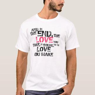 O fim camiseta
