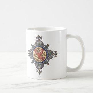 O Firebird como a caneca do folclore do russo de